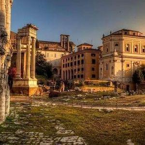 Il Ghetto Ebraico di Roma e isola Tiberina (dal vivo)