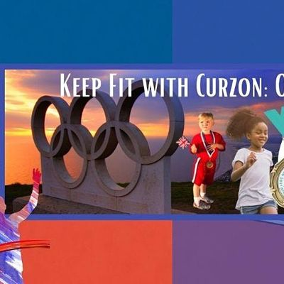 Keep Fit with Curzon Olympics