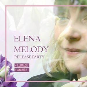 Release party Elena Melody avec Llimace et Ayamdy