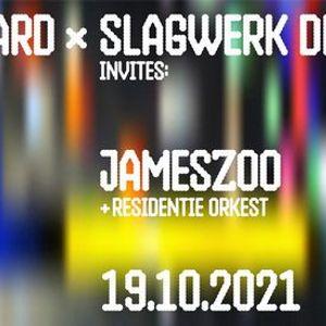 Slagwerk Den Haag x Jameszoo x Residentie Orkest  PAARD Den Haag