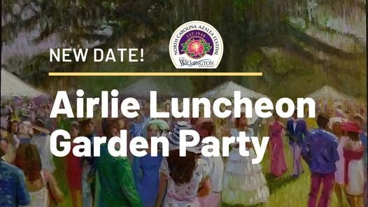Airlie Luncheon Garden Party, 9 April | Event in Wilmington | AllEvents.in