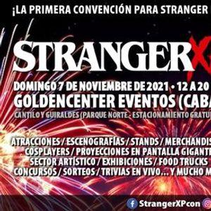 Stranger XP - 1ra Edicin