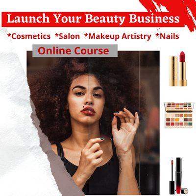 Launch Your Beauty Business- Marketing Program wRajeeyah Madinah