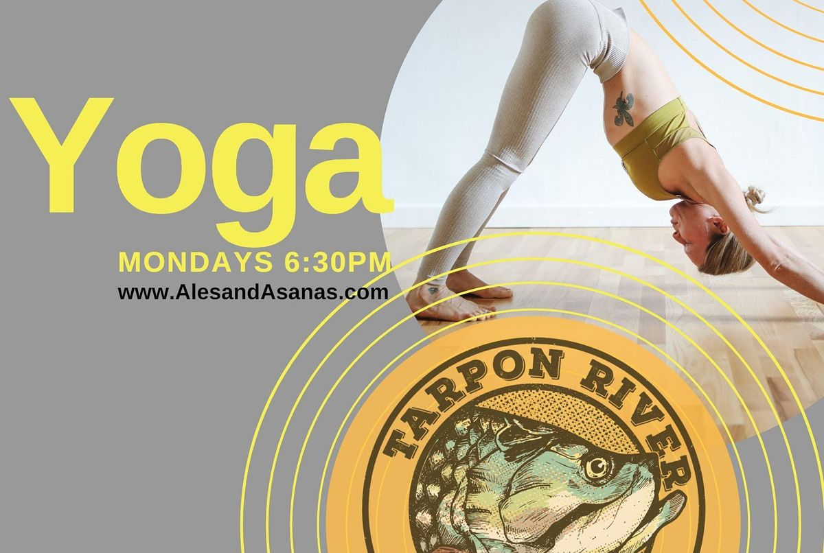 Yoga at Tarpon River Brewing | Event in Fort Lauderdale | AllEvents.in
