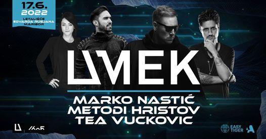 UMEK, Marko Nastić, Metodi Hristov | Maribor, 16.4.2021, 16 April | Event in Maribor | AllEvents.in