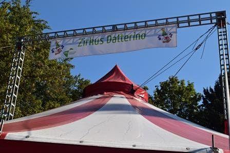 Zirkus Datterino Auffhrung 2. Woche