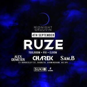 Midnight Gruuvin Presents Ruze  Suki10c