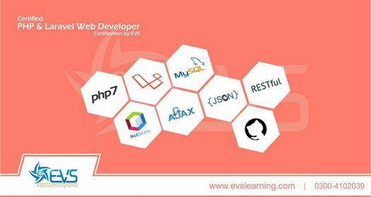 Free Seminar on  PHP & Laravel Web Development Course, 5 July   Event in Lahore   AllEvents.in