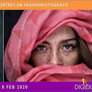 Masterclass Portret-en Fashion Fotografie door Brendan de Clercq