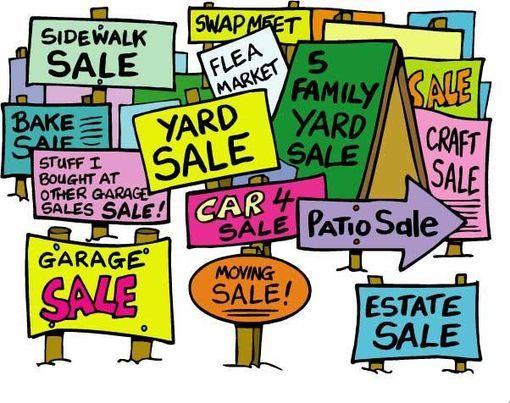 Rummage Sale, 2 October | Event in Hookstown | AllEvents.in