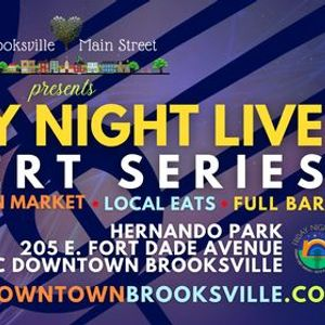 Friday Night Live Concert Series