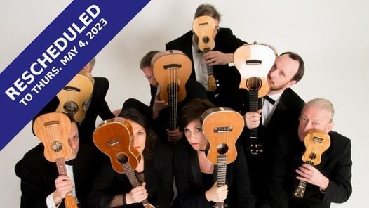 Ukulele Orchestra of Great Britain, 27 April   Event in Toronto   AllEvents.in