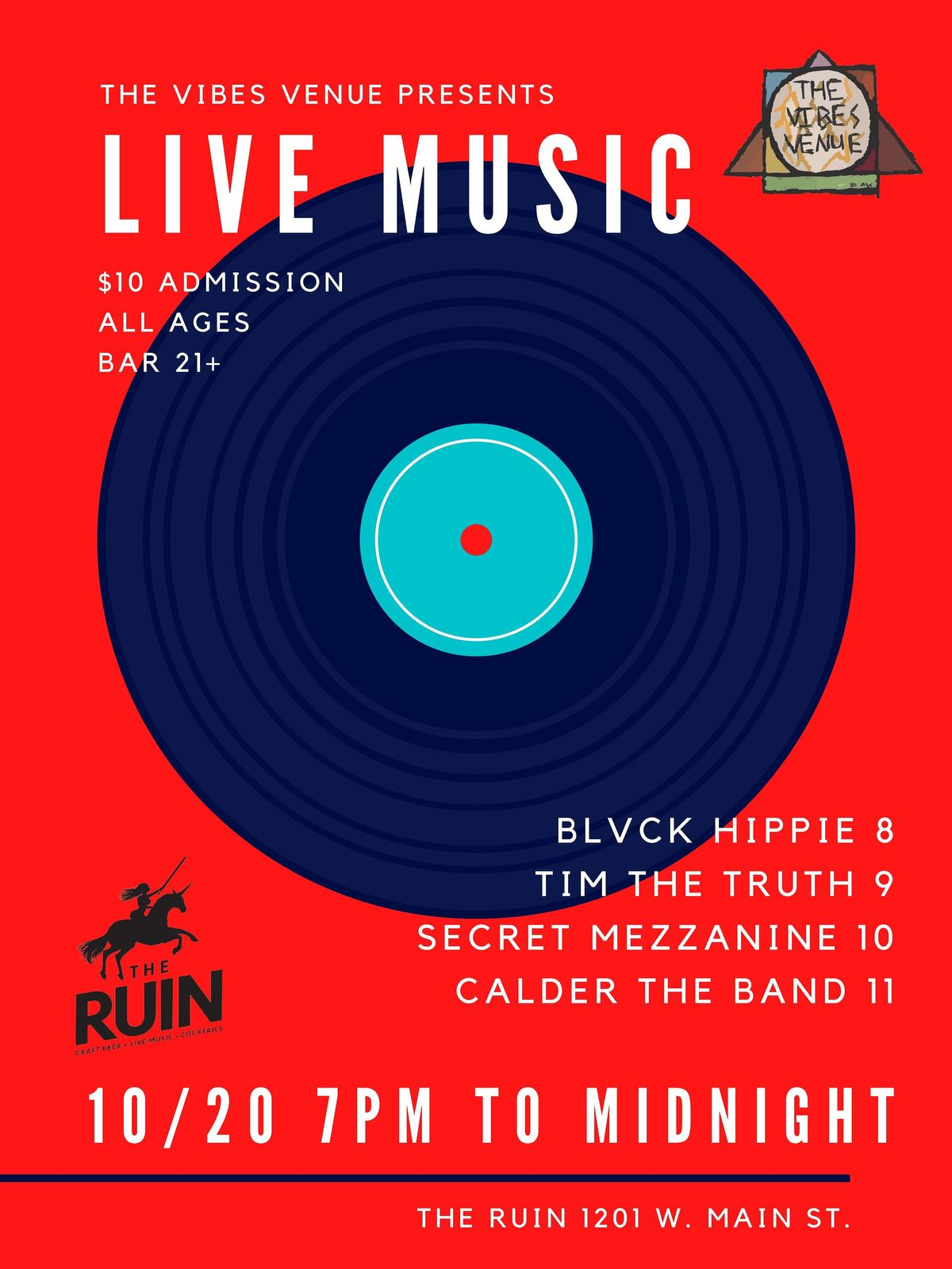Live Music, 20 October   Event in Fort Wayne   AllEvents.in