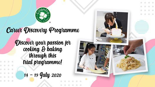 4 Days Career Discovery Programme (Trial Class)