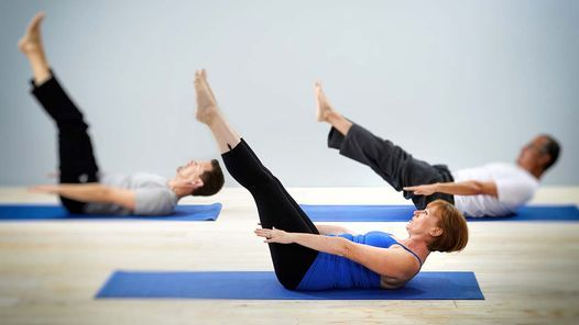 Wednesday evening Group Mat Pilates Class   Event in Salisbury   AllEvents.in
