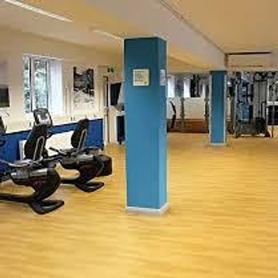 Worthing College Gym