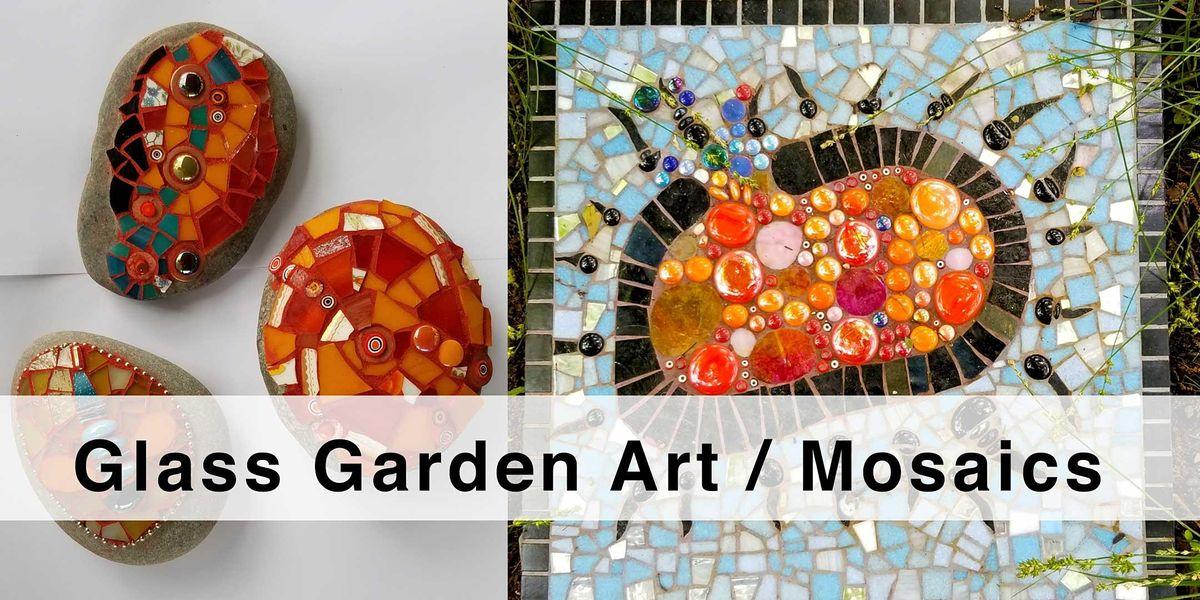 Mosaic Mondays / Glass Garden Art Class / 4 days | Event in Dallas | AllEvents.in