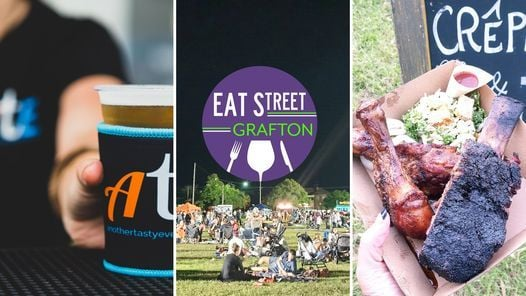 Eat Street Grafton, 10 July | Event in Grafton | AllEvents.in