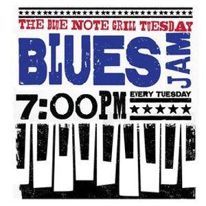 Tuesday Blues Jam