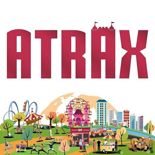 ATRAX – INTERNATIONAL AMUSEMENT- ATTRACTION, PARK- RECREATION EXHIBITION, 4 February | Event in ISTANBUL