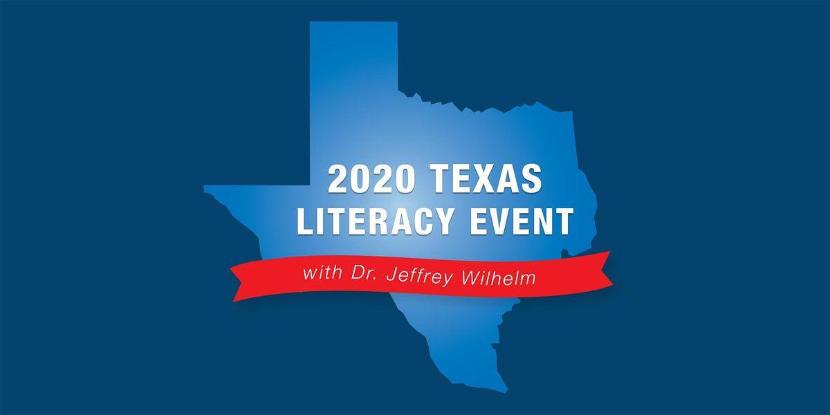 2020 Texas Literacy Event With Jeffrey Wilhelm