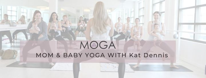 MOGA Mom & Baby Yoga | Event in Erie | AllEvents.in