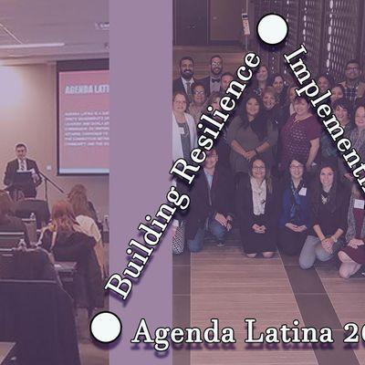 Agenda Latina 2020 Building Resilience