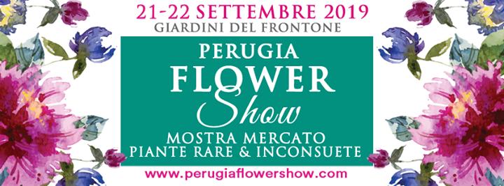 Perugia Flower Show - Mostra Mercato Piante Rare -