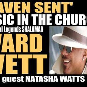 Howard Hewett  Natasha Watts live in concert