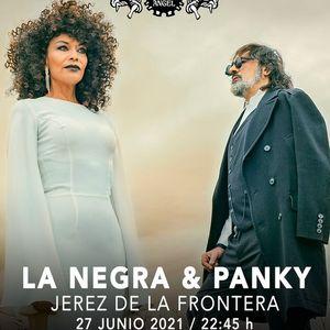 La Negra & Panky en Jerez de la Frontera
