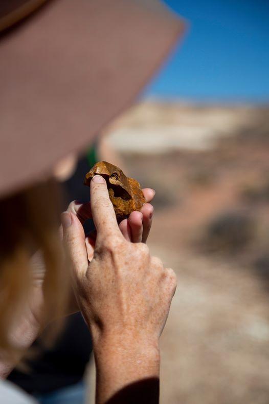 Sunstones & Hot Springs: Co-Ed Rockhounding Camp & Ramble