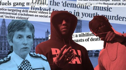 Cultural Perspectives: The Catch 22 of Censorship in UK Drill, 27 April | Event in Brighton And Hove | AllEvents.in