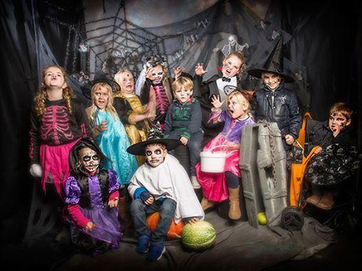 31 oktober Halloween lichtjesparade optocht