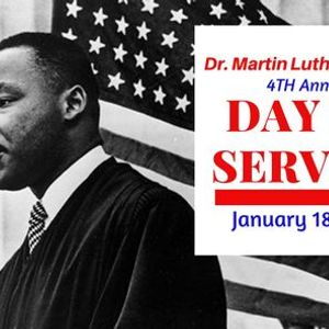 4th Annual MLK Day of Service, Dr. Martin Luther King Jr ...