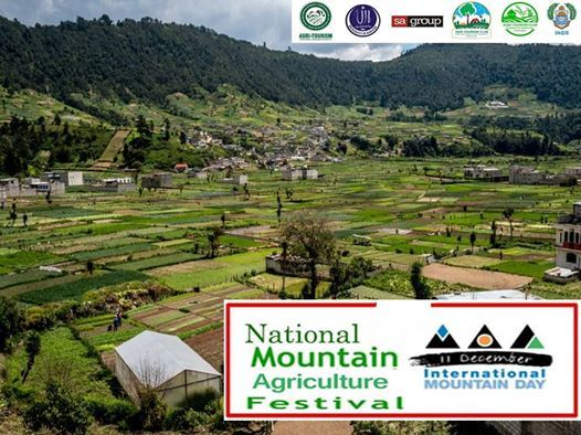 National Mountain Agriculture Festival 2019