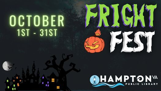 Fright Fest 2021, 2 October   Online Event   AllEvents.in