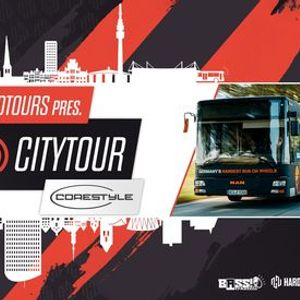 Corestyle & Hardtours pres. Class -X- Bass Shuttle Citytour Dortmund