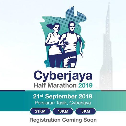 Cyberjaya Half Marathon 2019