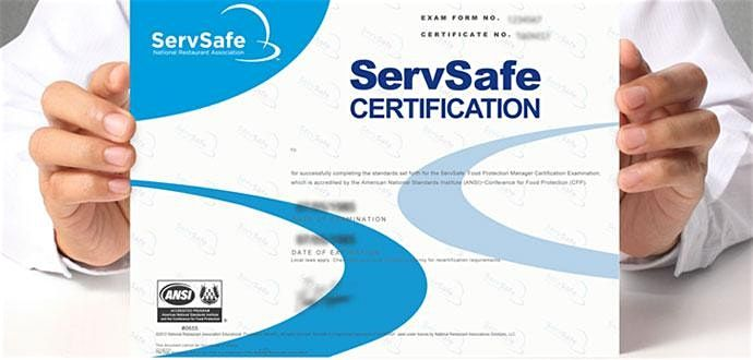 Bestseller: Servsafe Manager Book With Answer Sheet 6th ...
