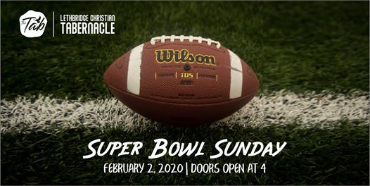 Super Bowl Sunday At The Tab Lethbridge