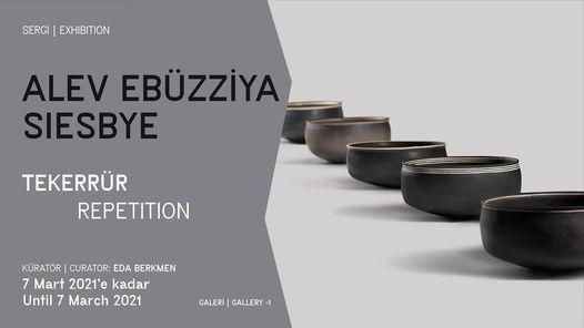 Alev Ebüzziya Siesbye: Tekerrür | Event in Istanbul | AllEvents.in