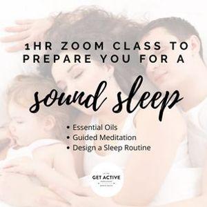 Sound Sleep Class