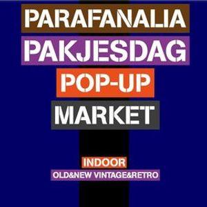 Parafanalia Paradiso Pop-Up Market (29 november  5 en 6 december)