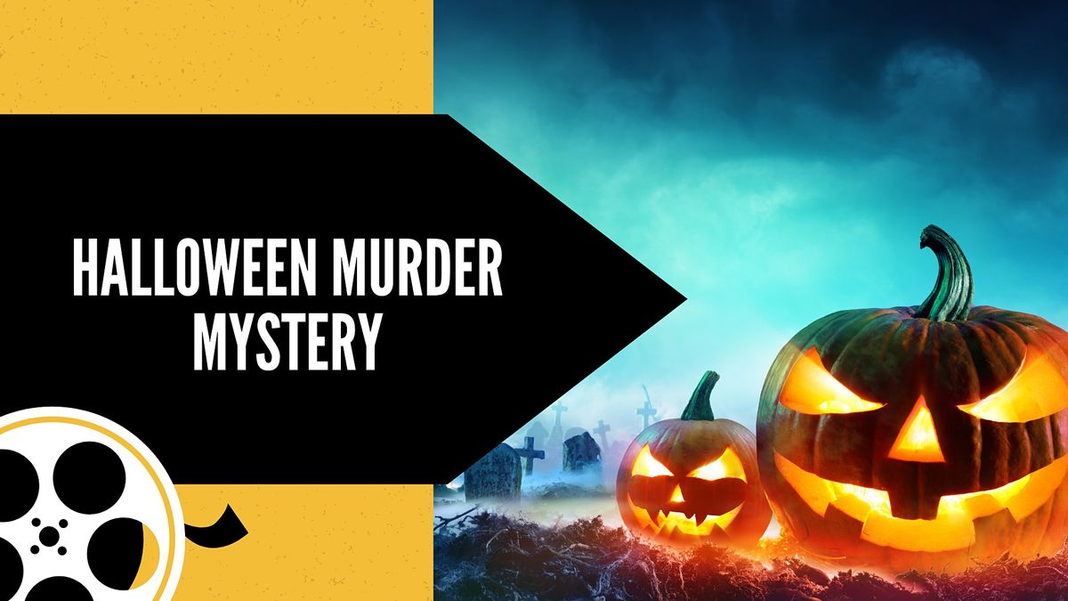 Halloween M**der Mystery Virtual  Escape  Game | Online Event | AllEvents.in