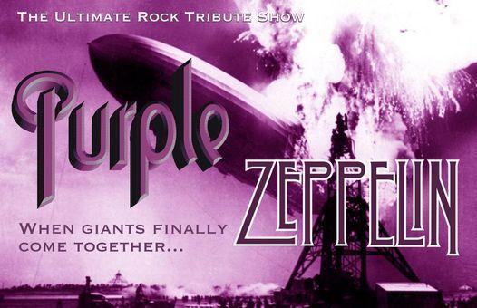 Purple Zeppelin, 30 October | Event in Fleet | AllEvents.in