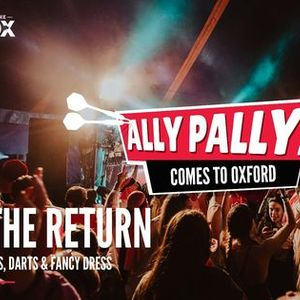 Ally Pally Comes To Brookes Student Darts
