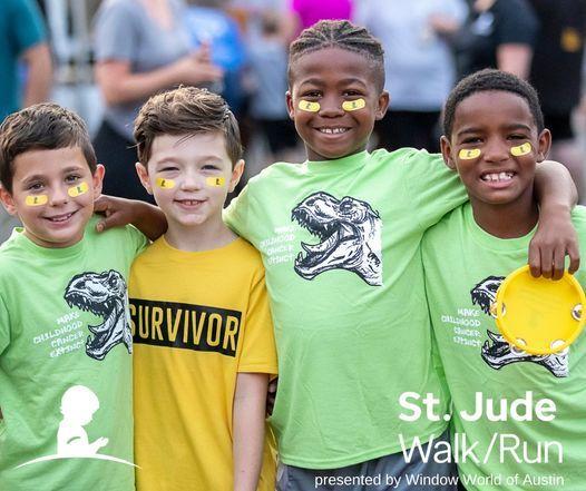 St. Jude Walk/Run Presented by Window World of Austin, 18 September   Event in Round Rock   AllEvents.in