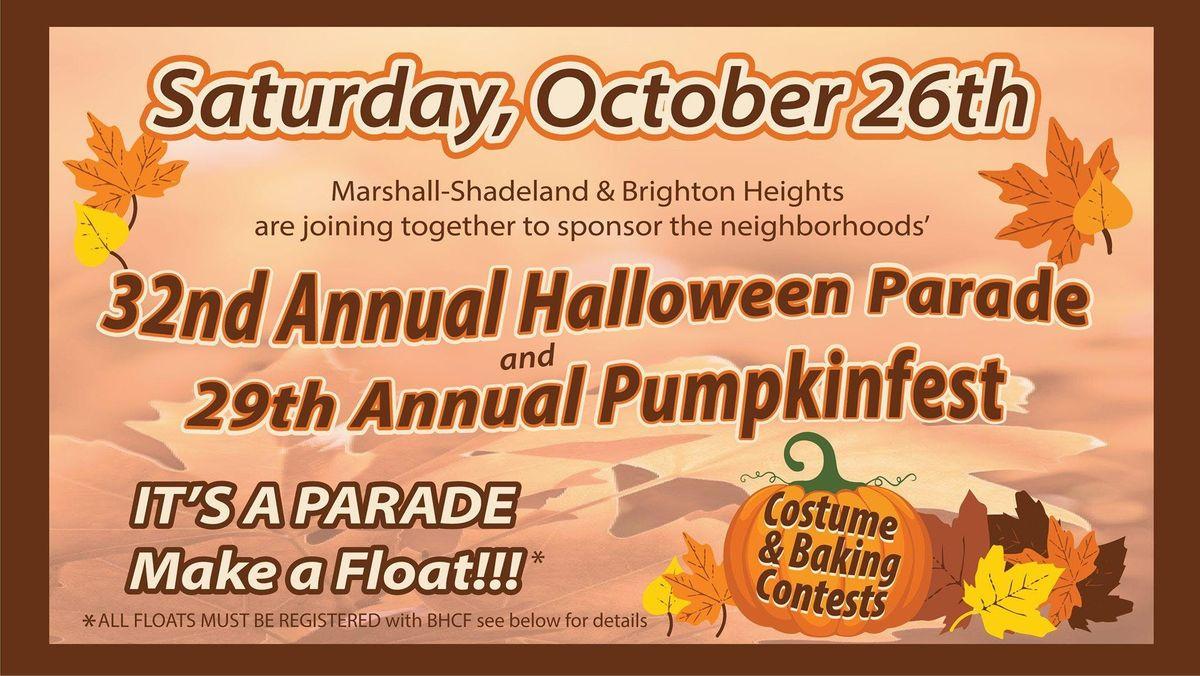 Halloween Parade & Pumpkinfest
