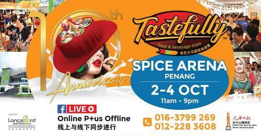 55th Taste Fully Food & Beverage Expo 2020