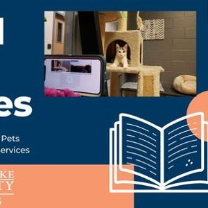 Book Buddies Kids Read to Shelter Pets